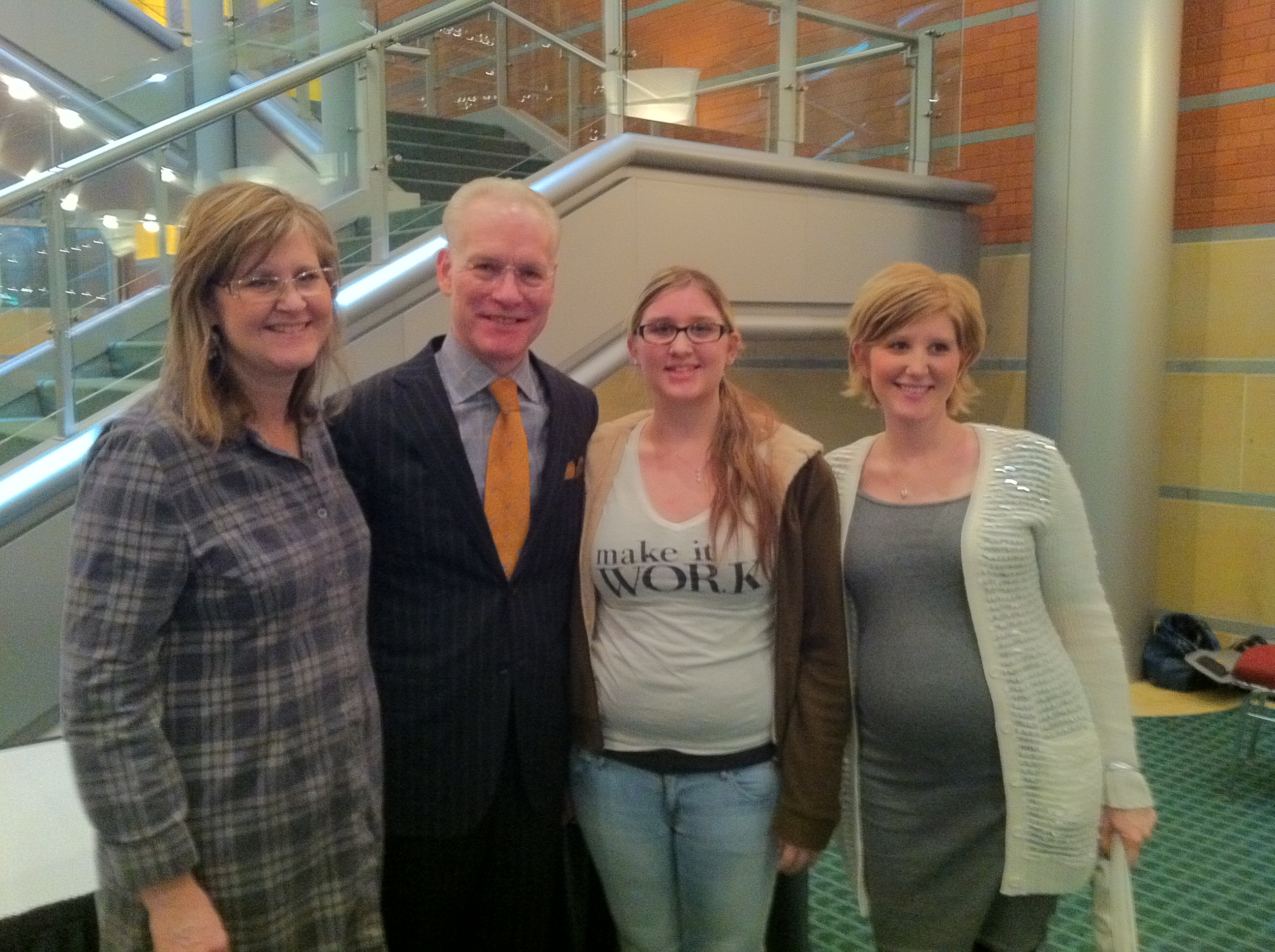 tim gunn in Cincinnati