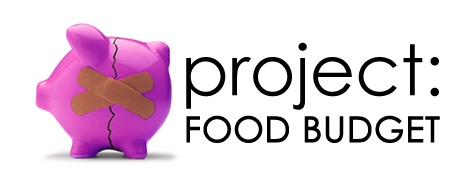 project food budget logo
